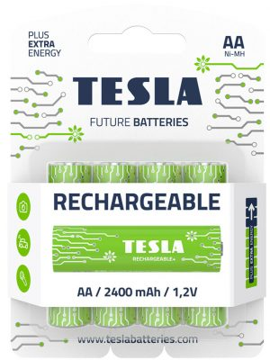 Главная - Tesla Baterie Rechargeable AA 2019 1 300x400