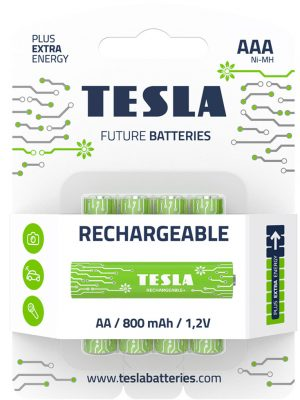 Главная - Tesla Baterie Rechargeable AAA 2019 1 300x400