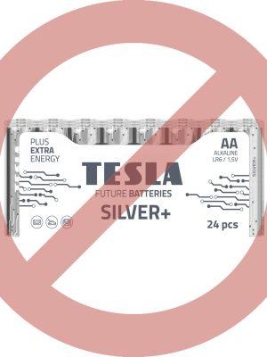 Главная - tesla aa silver 24 sht. 300x400