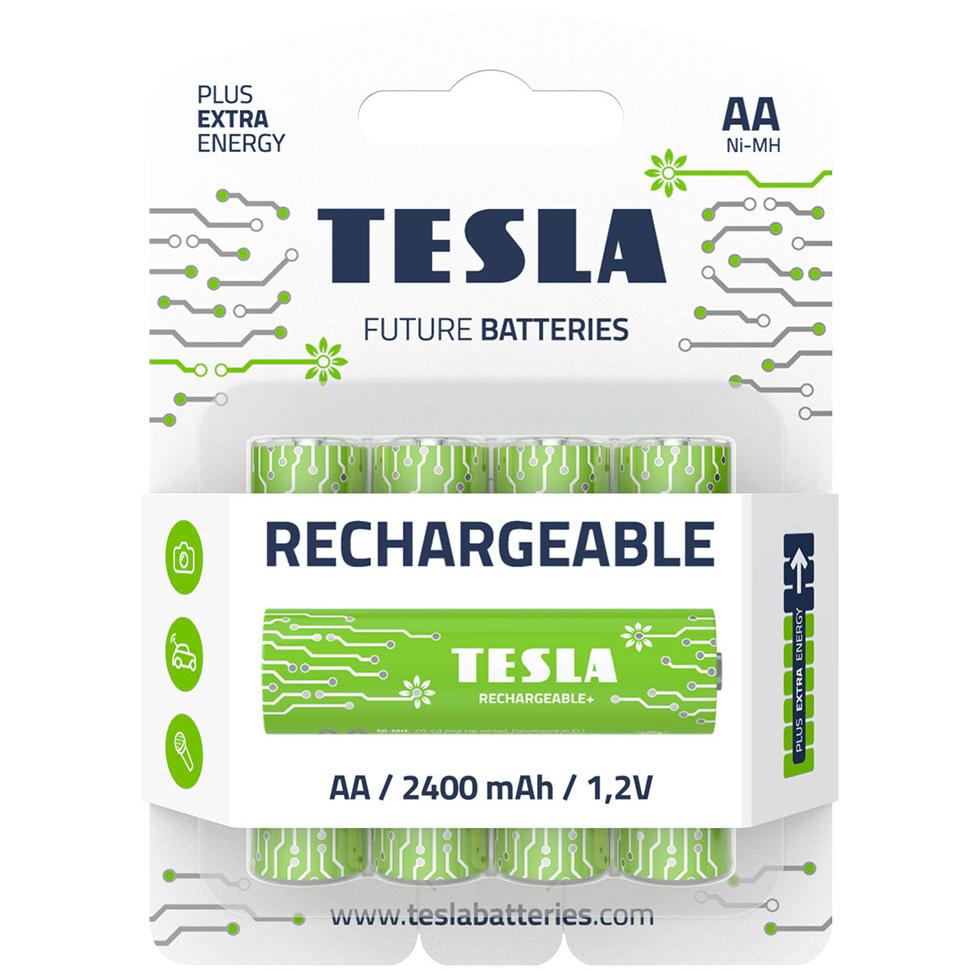 Как правильно заряжать аккумуляторные батарейки - tesla baterie rechargeable aa 2019 11