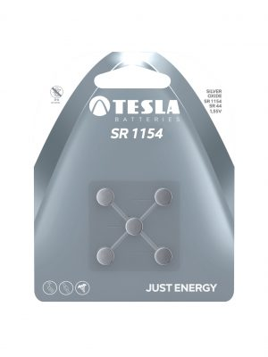 TESLA SR1154 / 1,55V 5шт