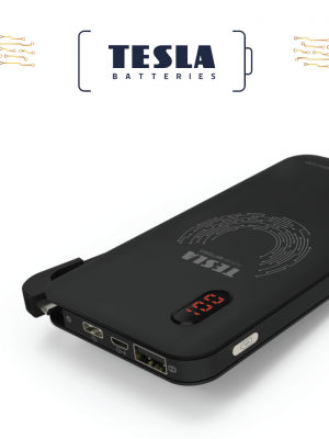 Главная - 25 tesla wireless powerbank black 300x400