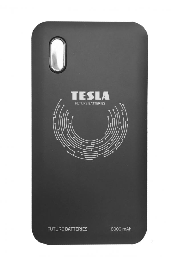 TESLA PB WIRELESS CHARGE / 8000 mAh