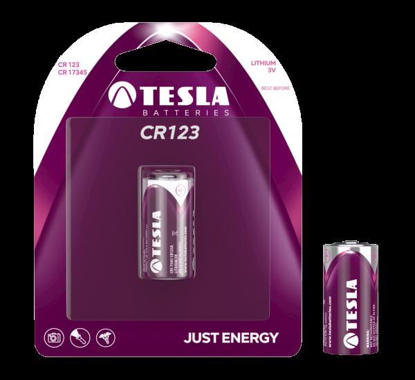 TESLA CR123 3V купить