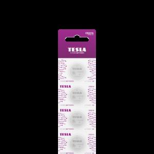 Tesla CR2016 blister 5pc front transparent