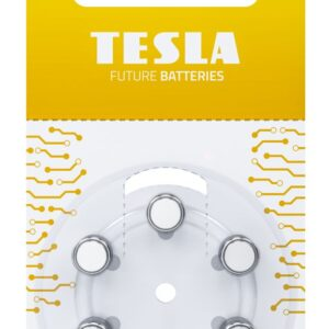 Tesla Sluchadlove Baterie zepredu A10 1