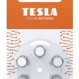 Tesla Sluchadlove Baterie zepredu A13