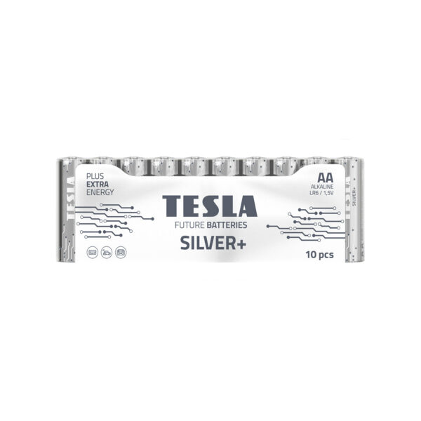 tesla silver aa 10 2 1